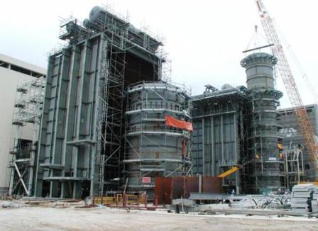 HRSG (Heat Recovery Steam Generator) Casing, duct and secondary steel drawings Image 3