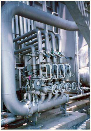 HRSG (Heat Recovery Steam Generator) Pressure Parts Image 1