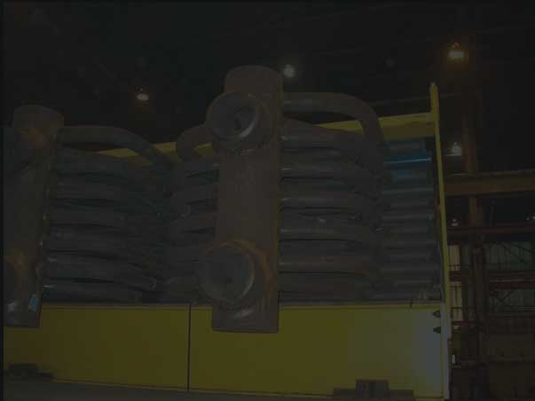 HRSG (Heat Recovery Steam Generator) Pressure Parts Image 4