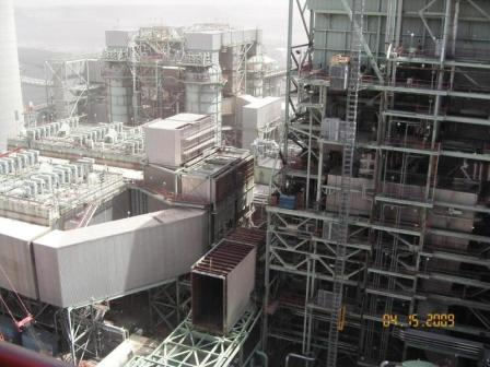 Coal Power Plant Ductwork Design, Cholla 3 Image 2