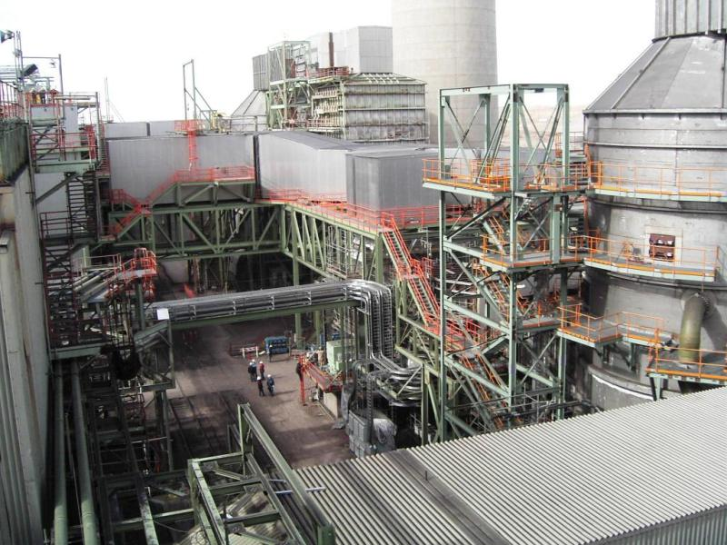 Coal Power Plant Ductwork Design, Cholla 3 Image 3