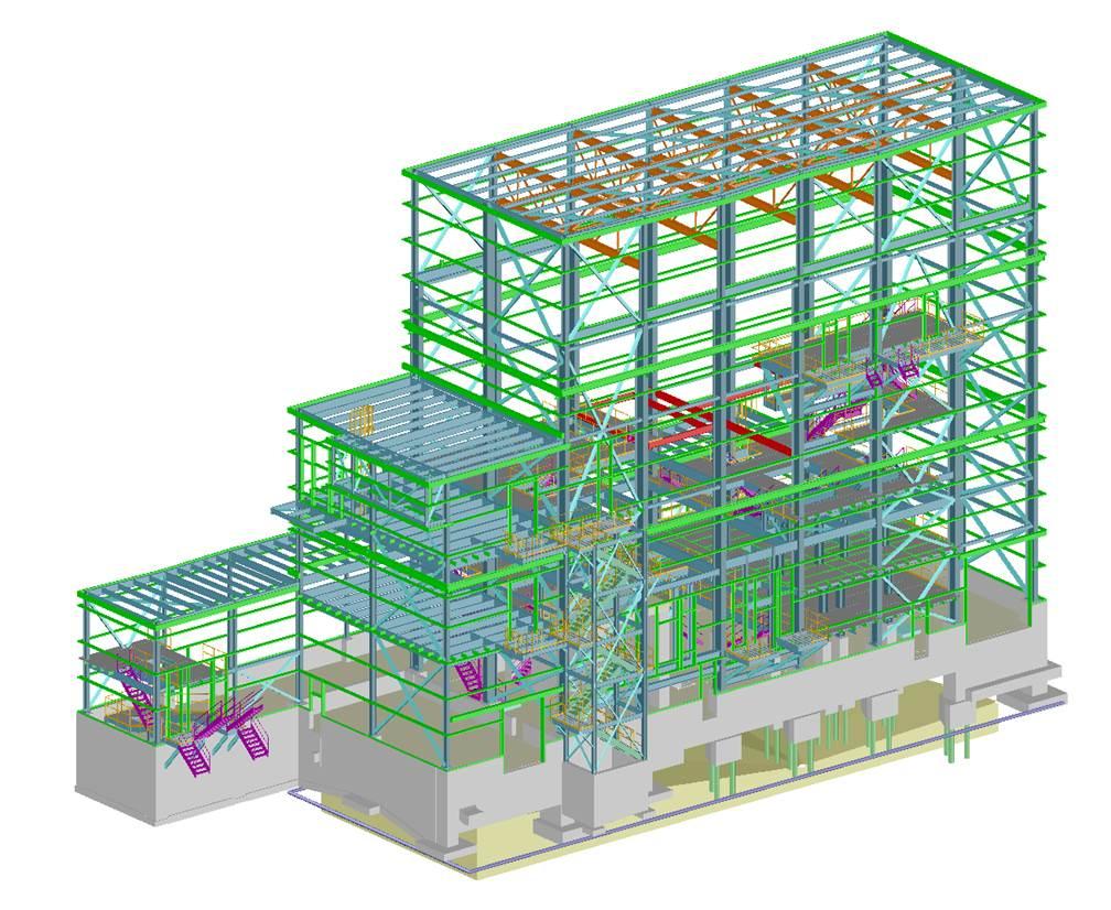 Eleonore Gold Corp. – Conception structurale de bâtiments de transformation d'acier (2013) Image 1