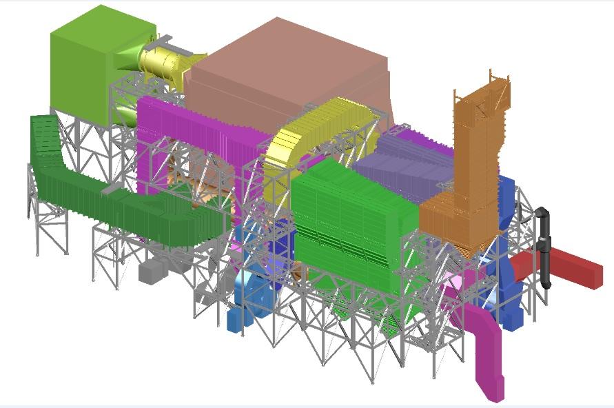 Florida Power, Biomass conversion project, (2012) Image 1