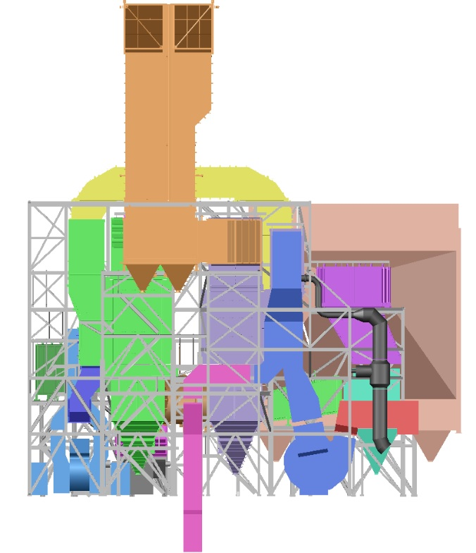 Florida Power, Biomass conversion project, (2012) Image 2