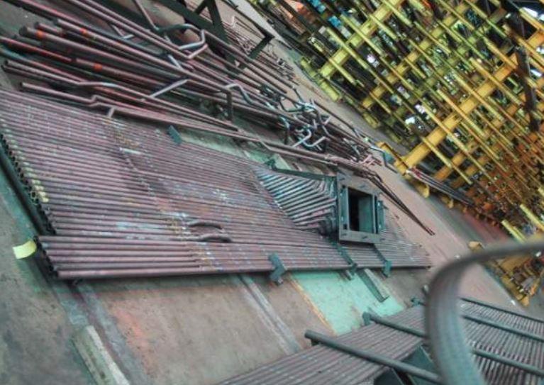 Mangung Super Critical Coal Fired Unit Pressure Part Arrangement/Detail Drawings (2012) Image 2
