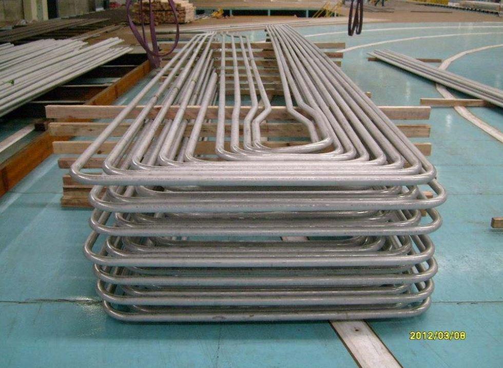 Mangung Super Critical Coal Fired Unit Pressure Part Arrangement/Detail Drawings (2012) Image 4