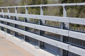 Miscellaneous Fabricated Steel for Bridge, Guardrails and Barriers Image 1