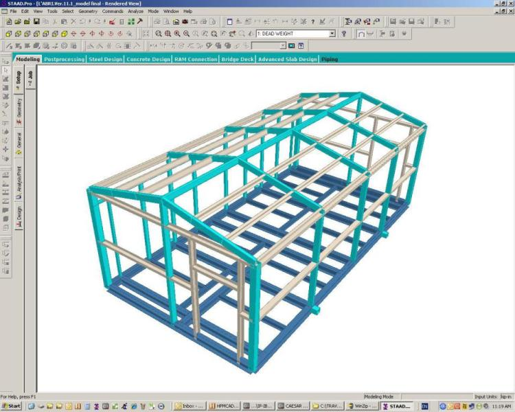 Building Steel, Support Steel & Access, Platforms, Stairs, Ladders, Handrails and Grating Drawings Image 8
