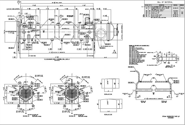 Pressure Vessel Drawings Image 5