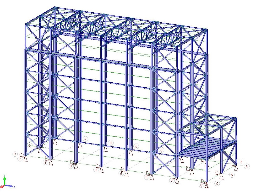 Eleonore Gold Corp. Structural Design including the  Foundation of two Crusher Buildings Image 1